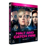 Halt and Catch Fire Coffret Saison 1 Blu-ray