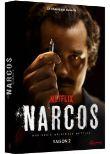 Narcos Saison 2 DVD (DVD)