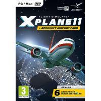 X-Plane 11 + Aerosoft Airport Pack PC et Mac