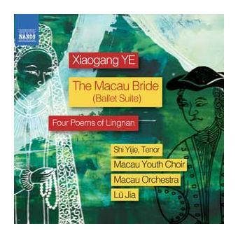 Macau Bride,op.34/Four Poems of Lingnan,op.62