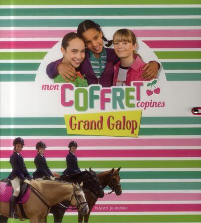 Grand galop - Spécial copines : Mon coffret Copines de Grand Galop