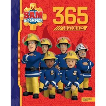 Sam le pompier sam le pompier 365 histoires - Sam le pompier noel ...