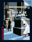 Harrap´s The Oath of the five Lords graphic Novel (Blake et Mortimer)