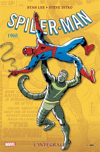 Spider-Man: L'intégrale T03 (1965) NED