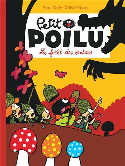Petit Poilu - La forêt des Ombres (nouvelle maquette)