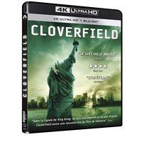 Cloverfield Blu-ray 4K Ultra HD