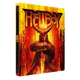 HellboyHellboy Steelbook Edition Collector Limitée Blu-ray
