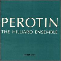 Perotin - CD