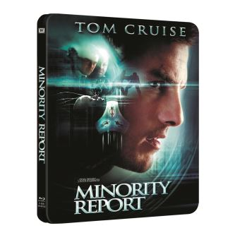 Minority report/steelbook edition limitee
