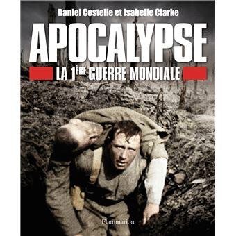 """Résultat de recherche d'images pour """"apocalypse la première guerre mondiale livre"""""""