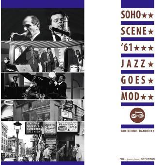 SOHO 61 (JAZZ GOES MOD)/2CD