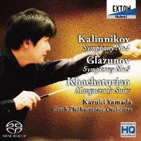 KALINNIKOV, SYMPHONY NO. 1/2CD