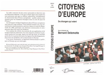 Citoyens d'Europe