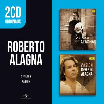 2 CD originaux : Pasion, Sicilien