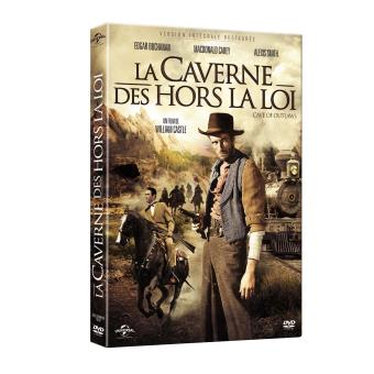 La caverne des hors-la-loi DVD