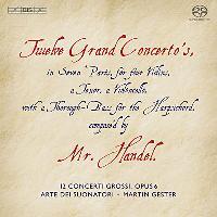 12 concertos grossi op6