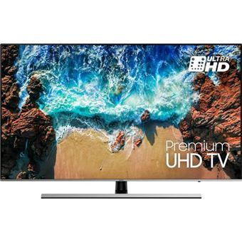 Samsung UE55NU7650S - 4K tv Zilver