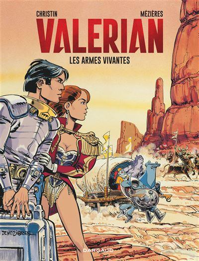 Valérian - Les Armes vivantes