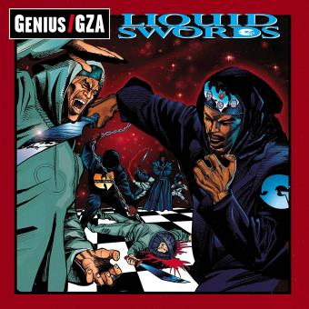 Liquid swords -hq- (2lp) (imp)