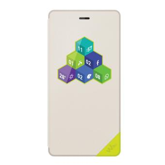 Coque Wiko WiCube pour Lenny 3 Blanc