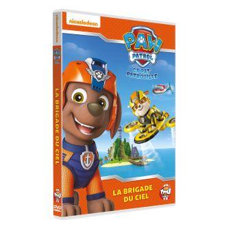Pat' PatrouillePaw Patrol, La Pat' Patrouille Volume 22 La brigade du ciel DVD
