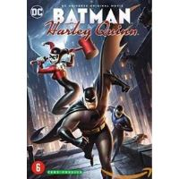 Batman and Harley Quinn DVD