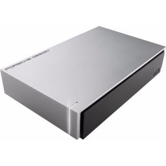 LaCie 8TB Porsche Design Desktop USB-C - STFE8000401
