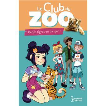 Le club du zooBébés tigres en danger
