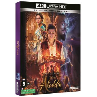 AladdinAladdin Blu-ray 4K Ultra HD