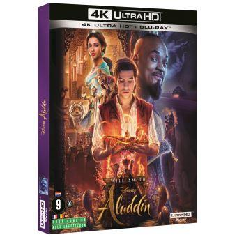 AladdinALADDIN LIVE ACTION-BIL-BLURAY 4K
