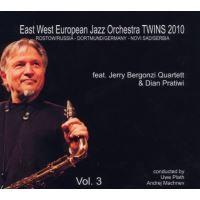 East west european jazz orchestra twins 2010 vol 3