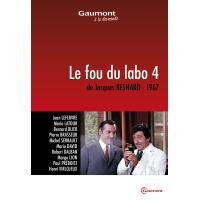 Le fou du Labo 4 - DVD