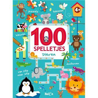 100 spelletjes - Dieren
