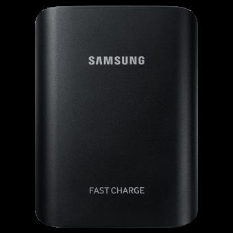 Samsung Powerbank Black Fast Charge 10.200Mah Micro Usb