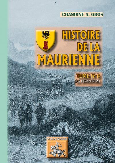 Histoire de la Maurienne