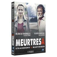 Meurtres à Strasbourg DVD