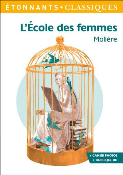 L'École des femmes - 9782081484757 - 2,49 €