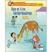 Ugo et Liza vétérinaires