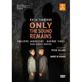 Only The Sound Remains Digipack Edition Deluxe DVD