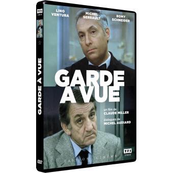 Garde à vue DVD