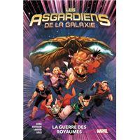 Les Asgardiens de la Galaxie T02 : La guerre des royaumes