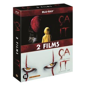 ÇaCoffret Ça et Ça Chapitre 2 Blu-ray