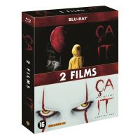 IT CHAPTER ONE & TWO-BIL-BLURAY