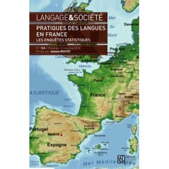 Pratiques des langues en France