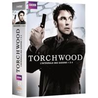 Torchwood - Coffret intégral des Saisons 1 à 4