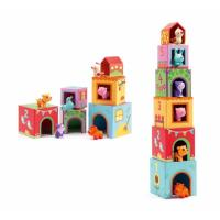 Cubes Topanifarm Djeco
