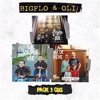 Pack 3 CDS : La Cour des Grands, La vraie Vie et la vie de Rêve