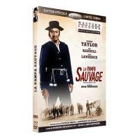 La pampa sauvage Combo Blu-ray DVD