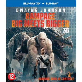 Rampage: Big meets bigger-BIL-BLURAY 3D