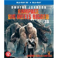 RAMPAGE: BIG MEETS BIGGER-BIL-BLURAY 3D